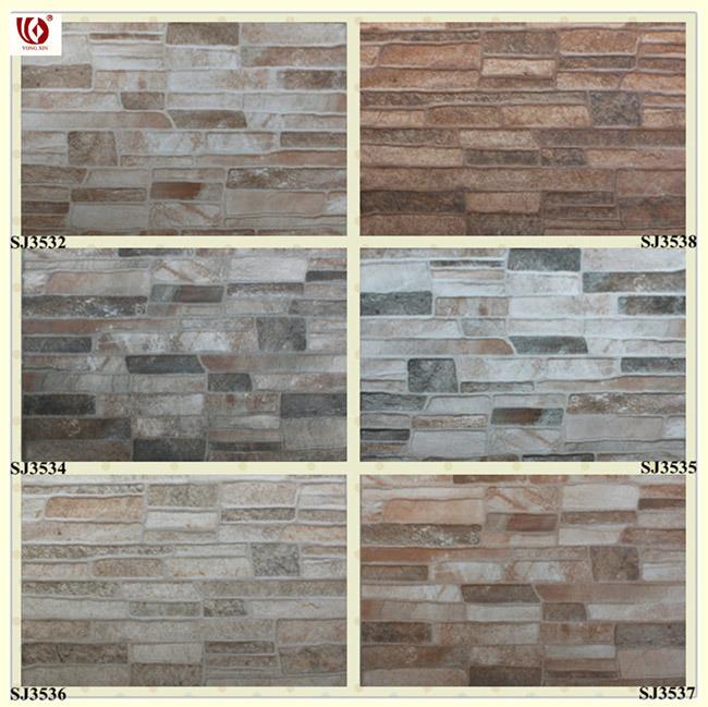 wall tiles designs living room photo - 6
