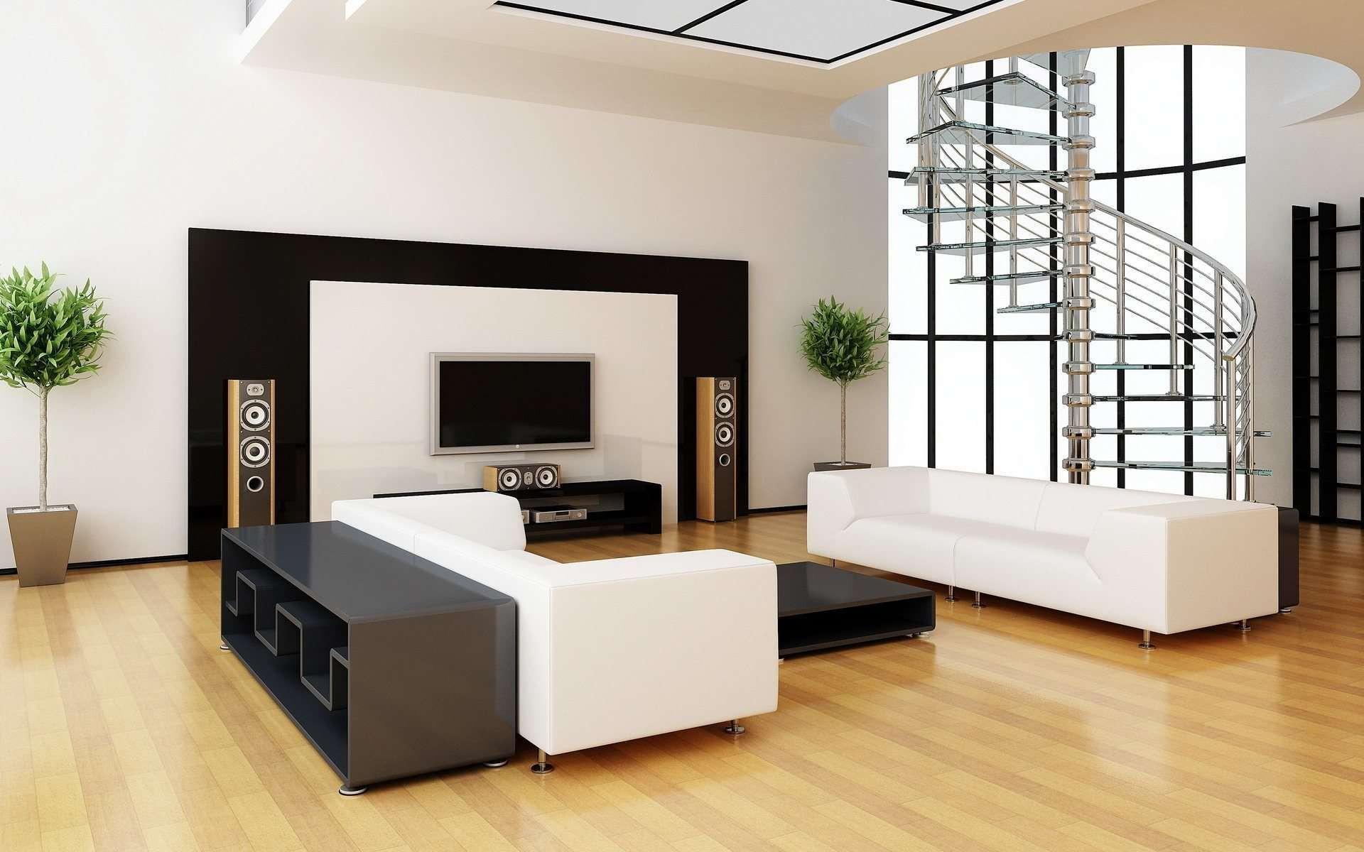 wallpaper interior design hd photo - 5