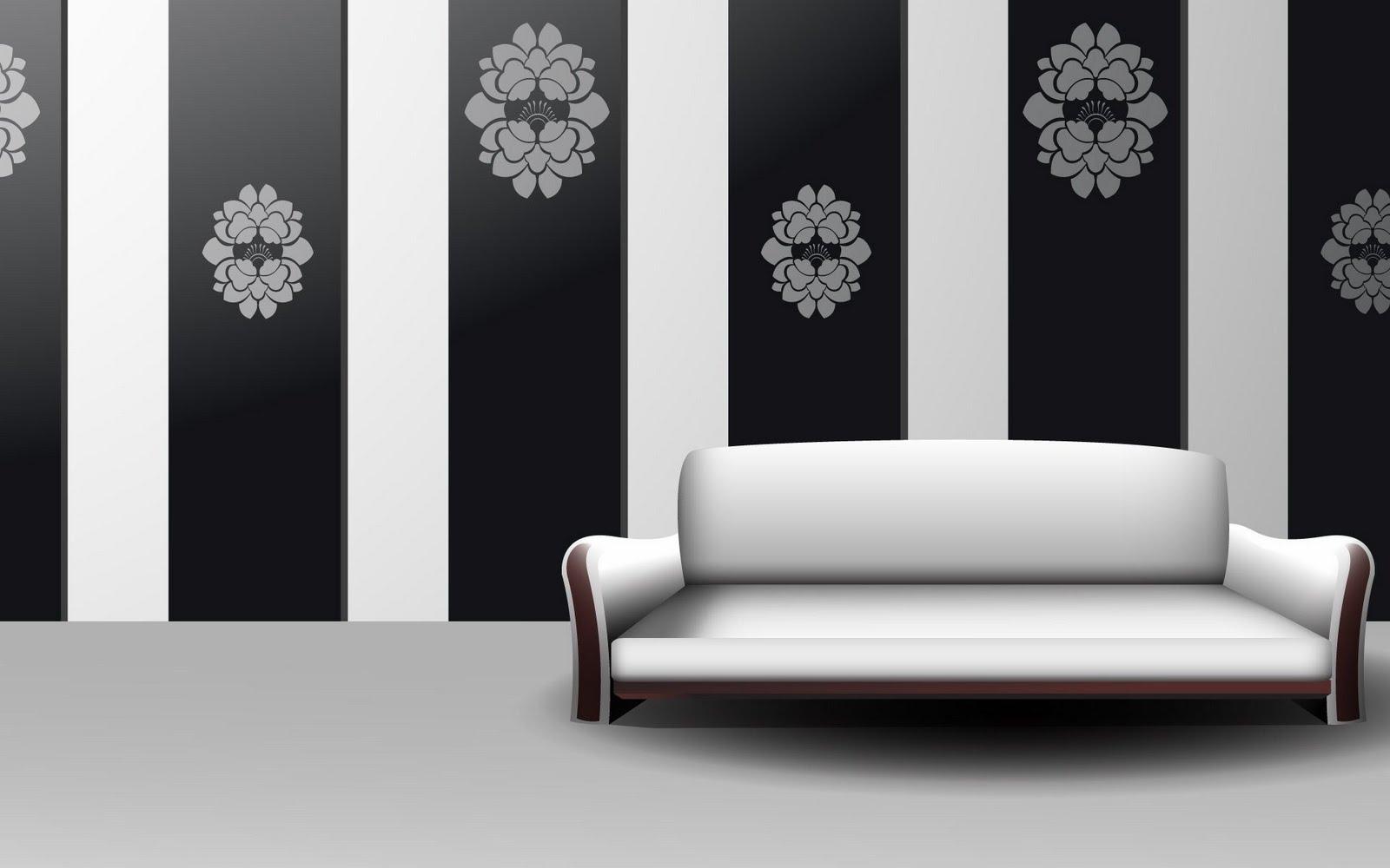wallpaper interior design hd photo - 6