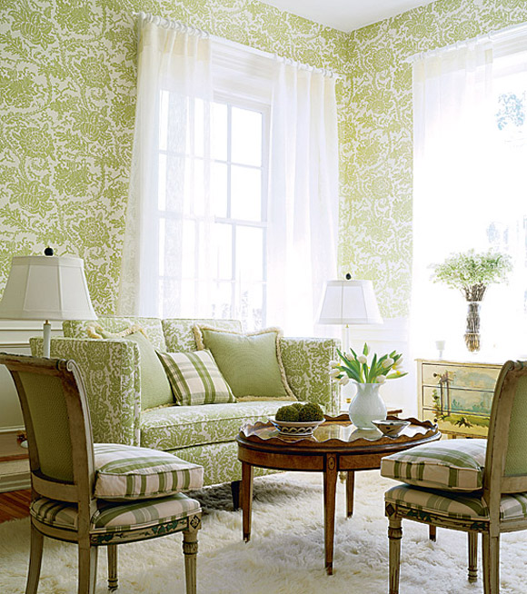 wallpaper interior design ideas photo - 4