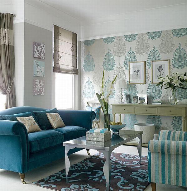 wallpaper interior design ideas photo - 5