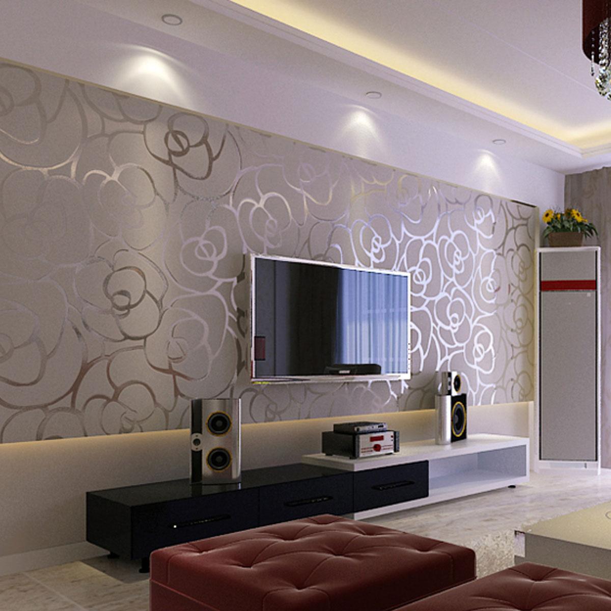 wallpaper interior design ideas photo - 6