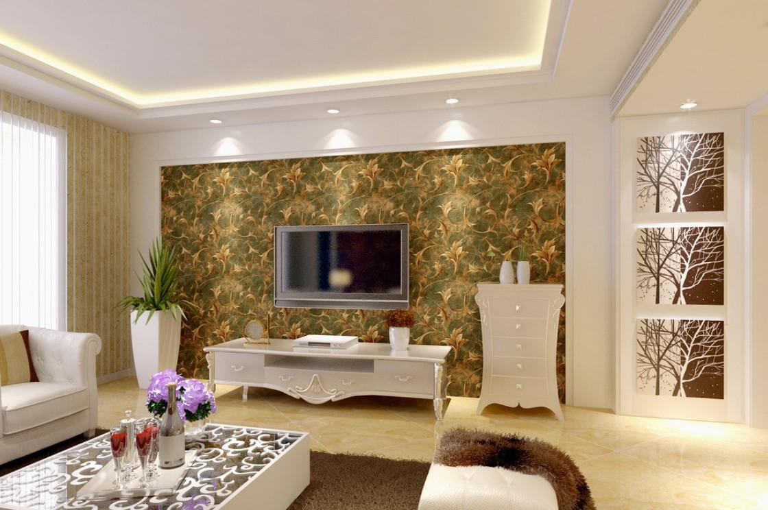 wallpaper interior design ideas photo - 7