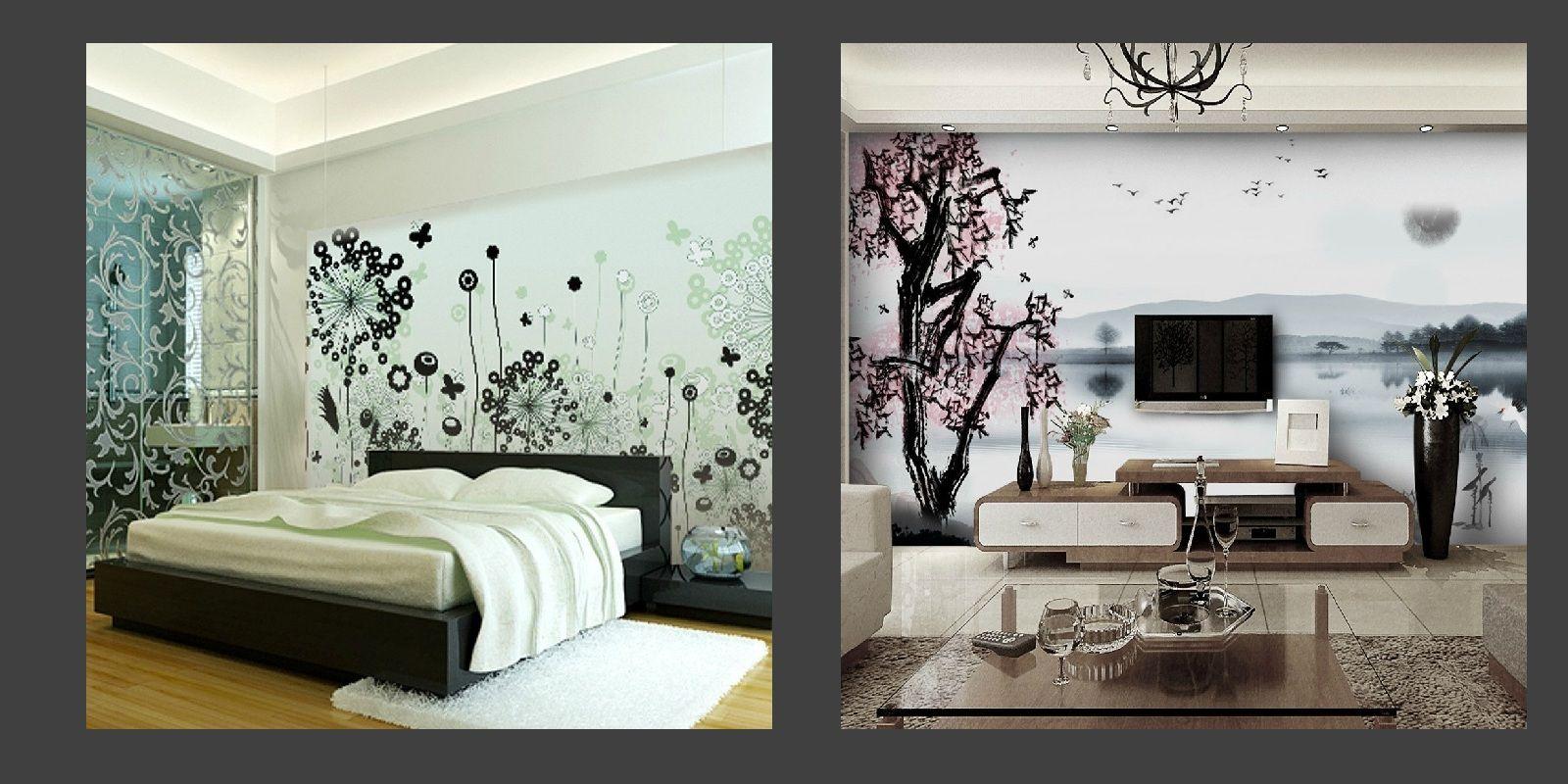 wallpaper interior design india photo - 10