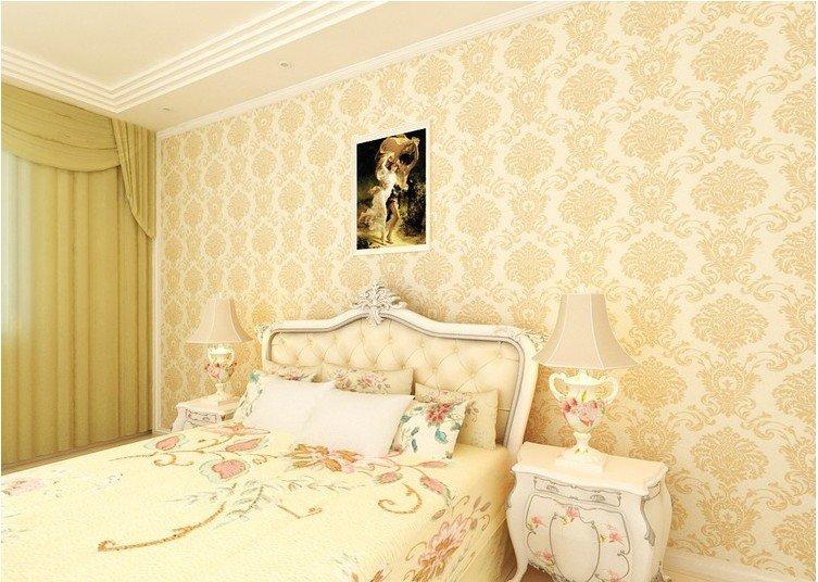 wallpaper interior design india photo - 2