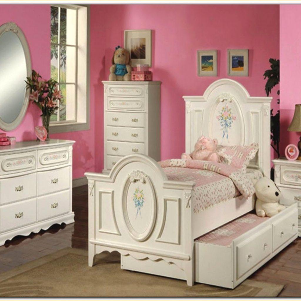 white bedroom furniture for little girls photo - 6