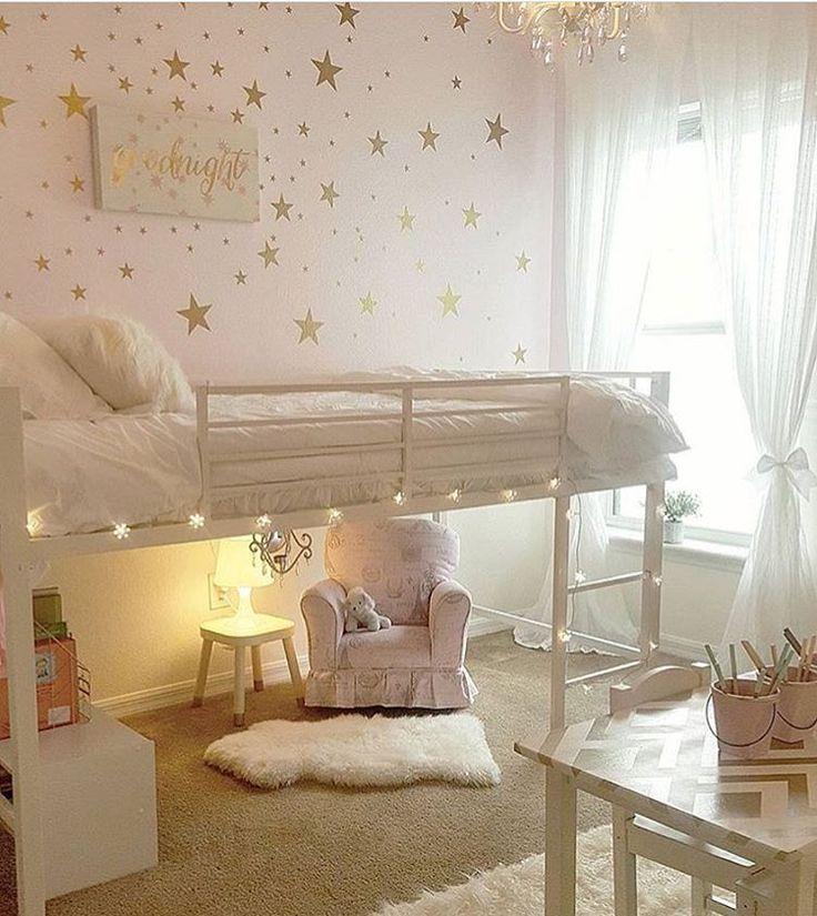 white bedroom furniture for little girls photo - 8