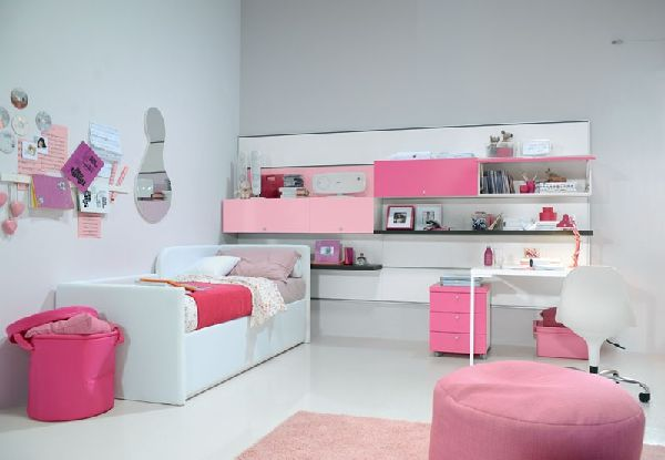white bedroom furniture sets for girls photo - 8