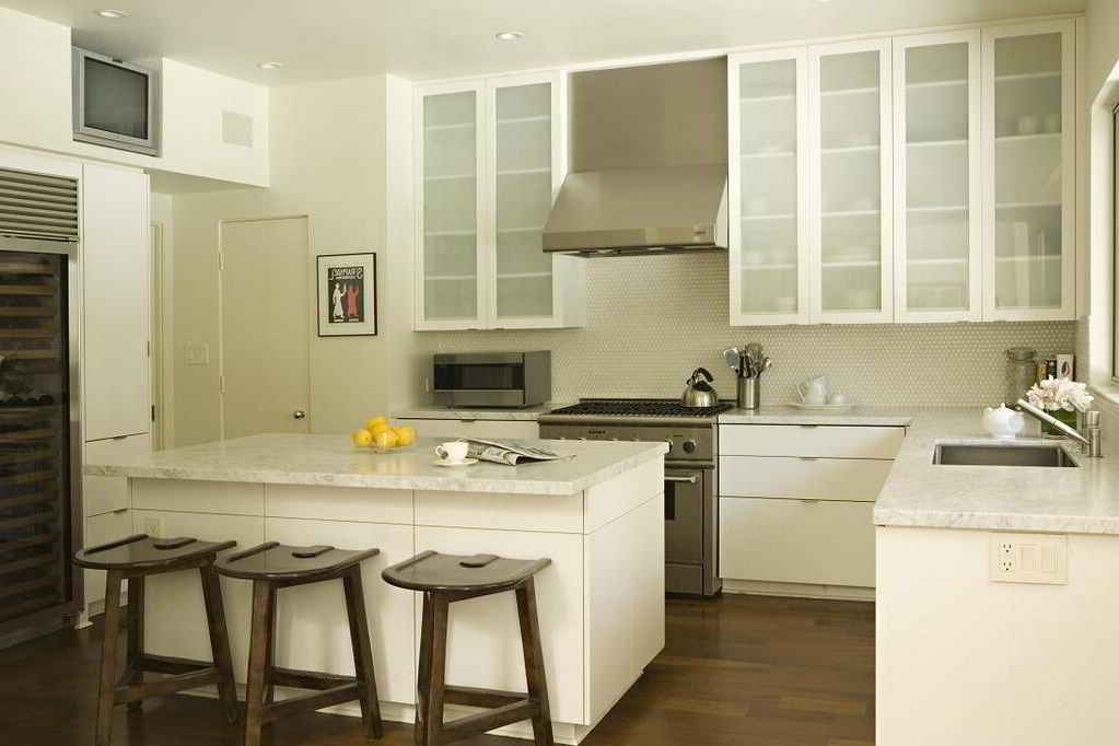 white kitchen cabinet knob ideas photo - 7