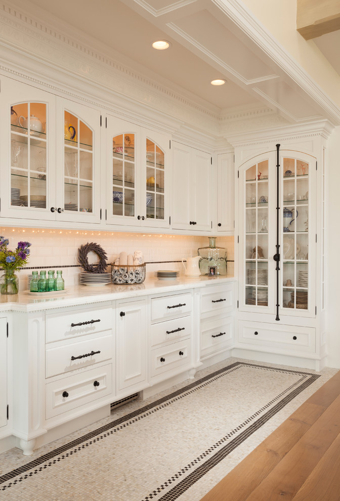 white kitchen cabinet knob ideas photo - 8