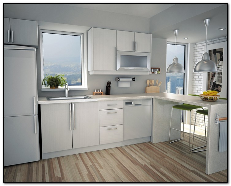white kitchen cabinets from lowes photo 1 - Kitchen Cabinets Lowes