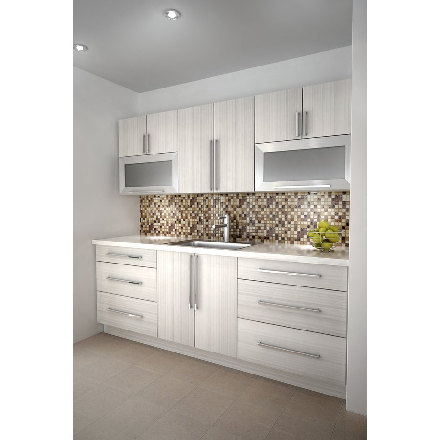 White Kitchen Cabinets From Lowes Photo   4