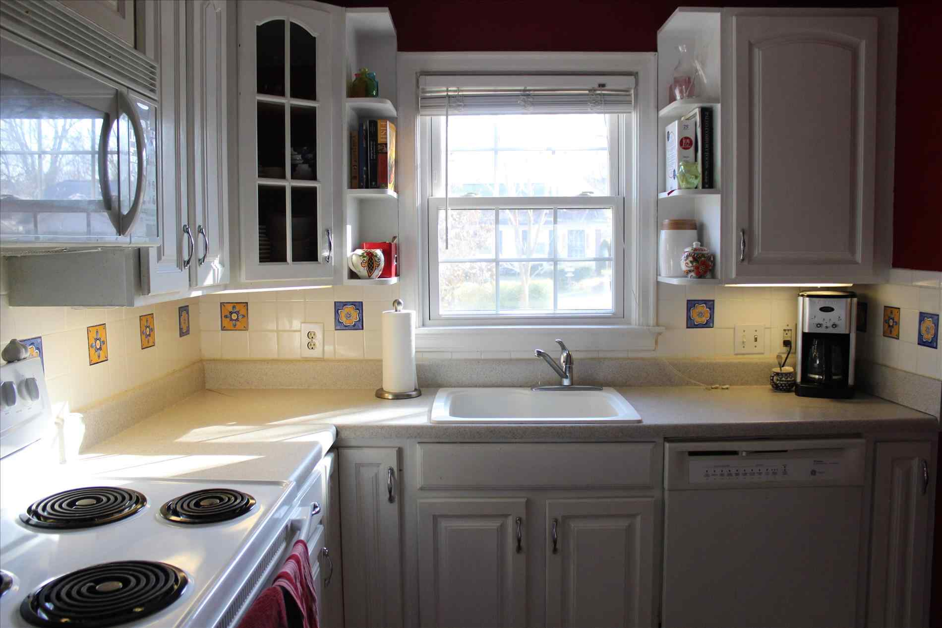 white kitchen cabinets good idea photo - 3