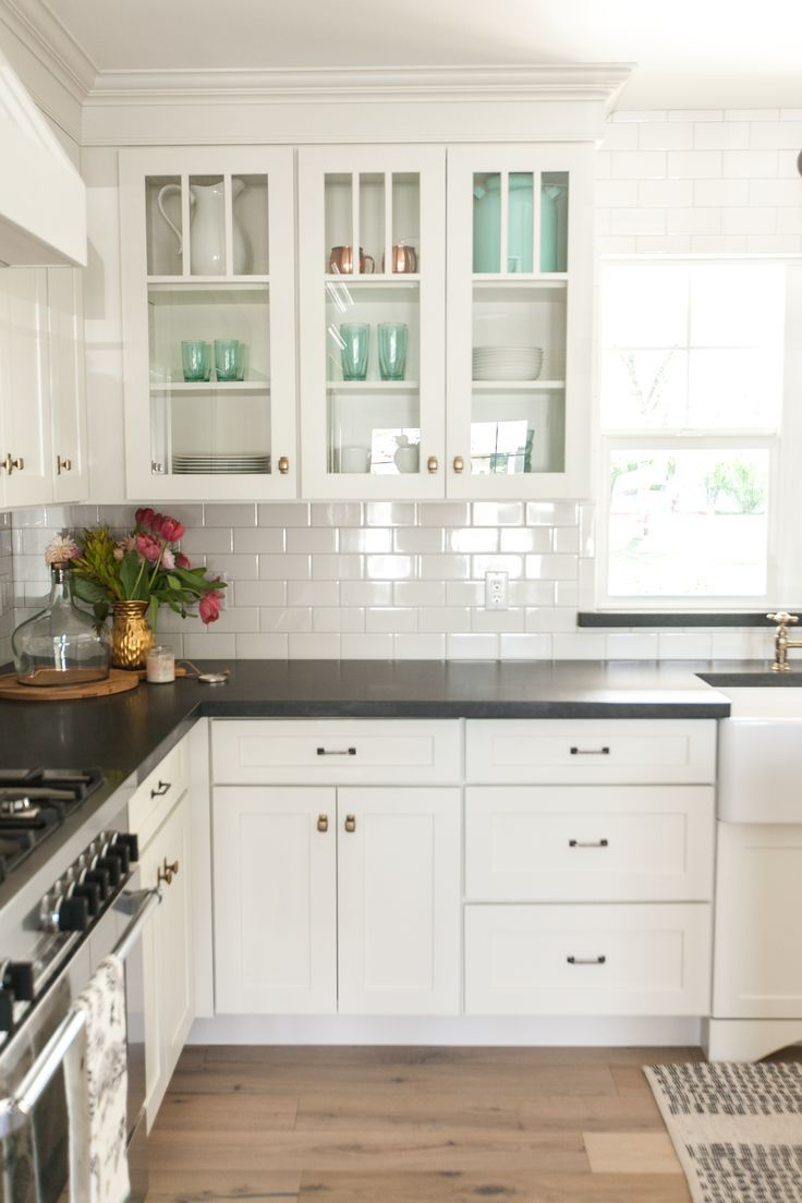 white kitchen cabinets good idea photo - 5