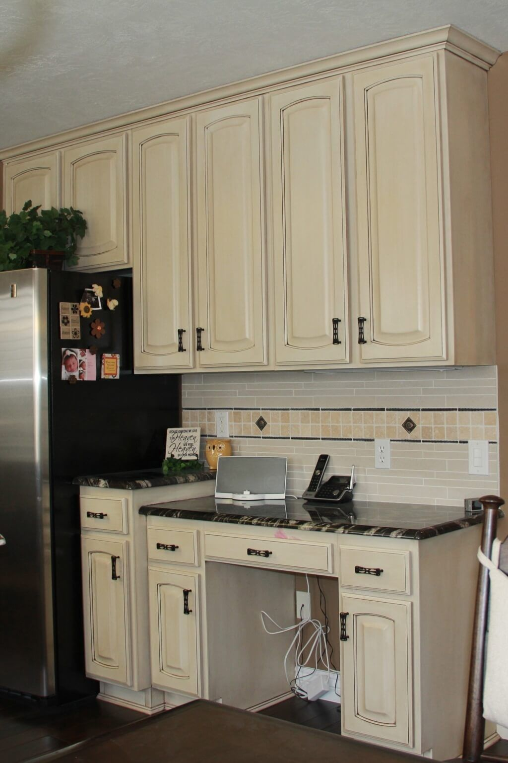 white kitchen cabinets good idea photo - 9