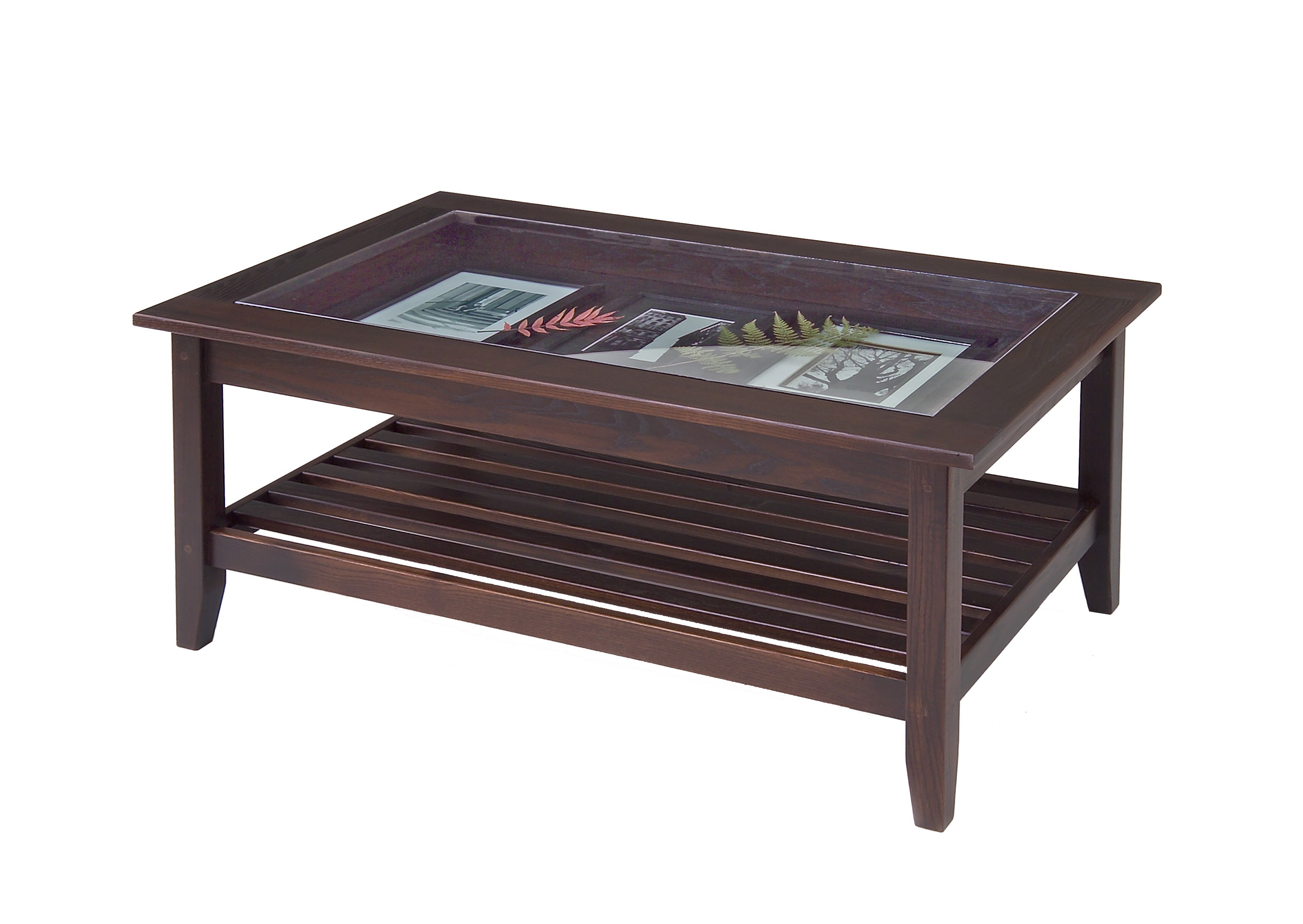 Almost Nude Woman Coffee Table