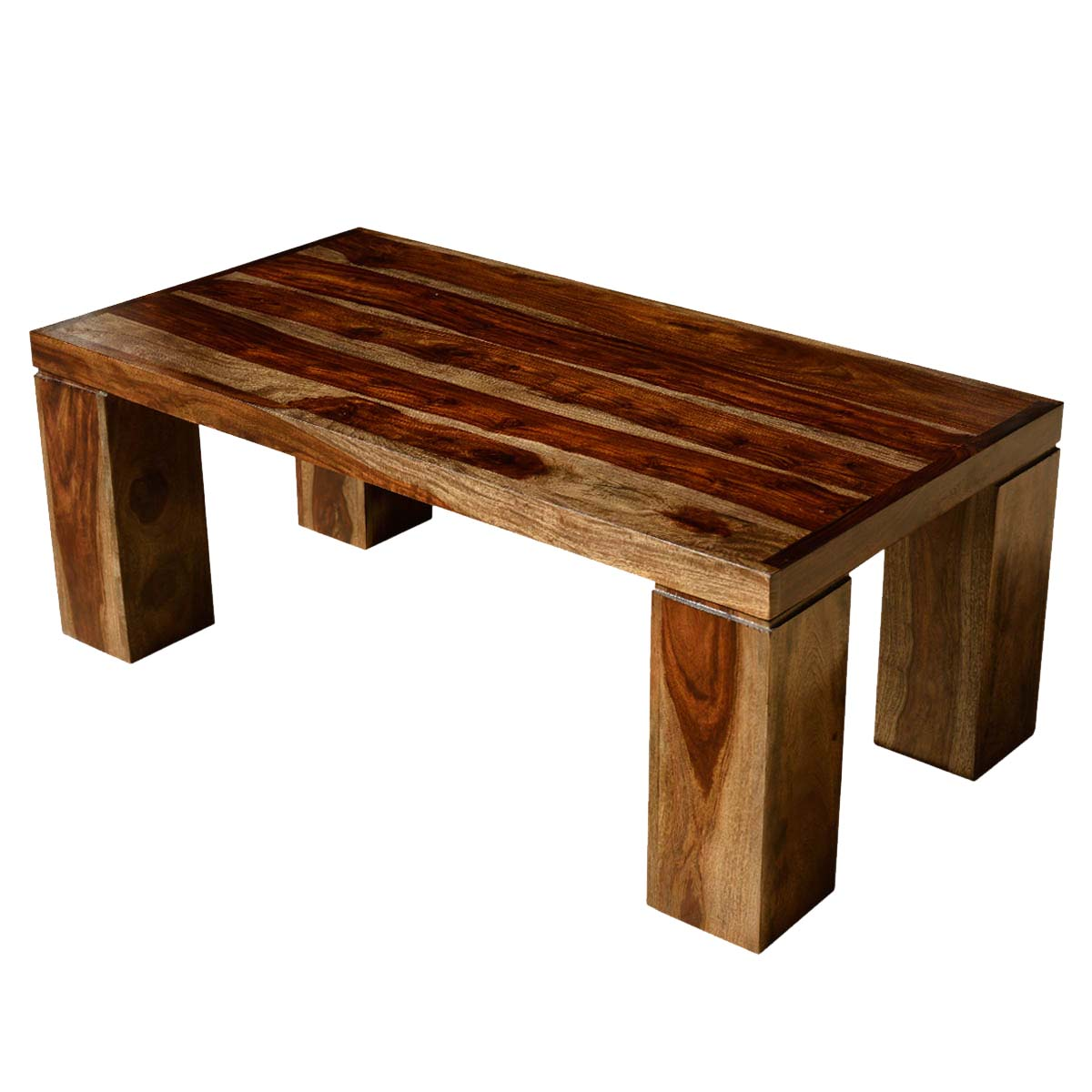wood coffee table contemporary photo - 8