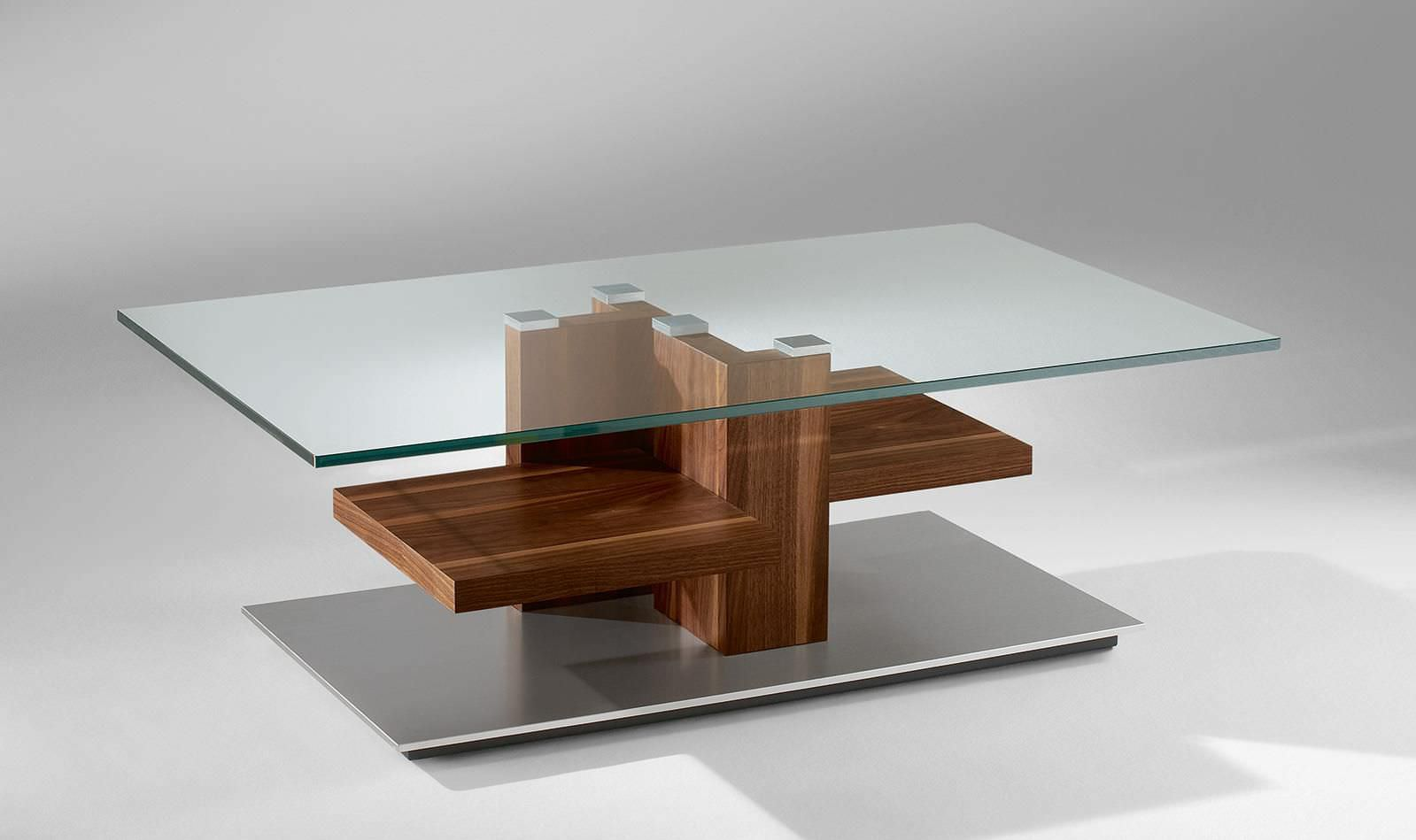 wood coffee table contemporary photo - 9