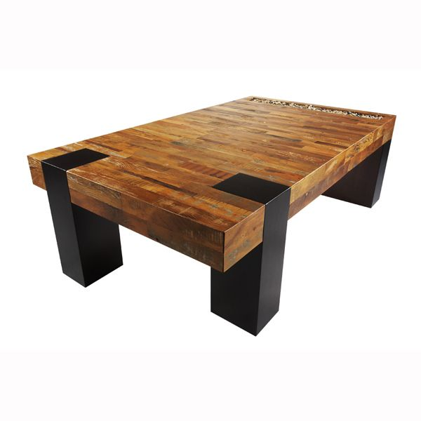 wood coffee table designs photo - 10