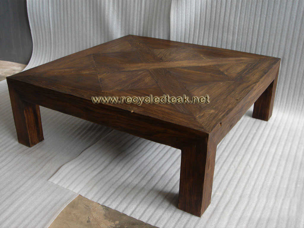 wood coffee table designs photo - 2