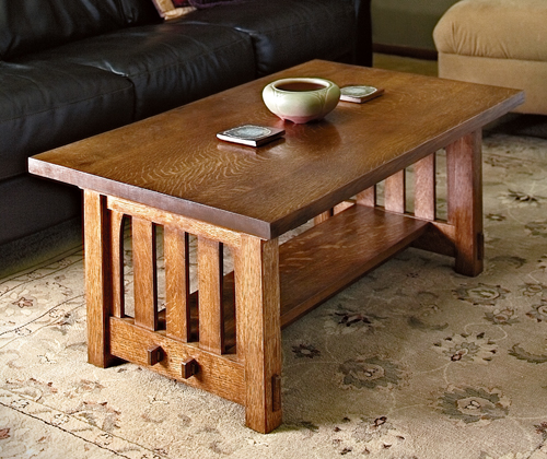 wood coffee table plans free photo - 9