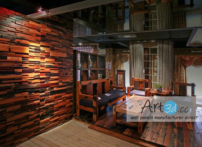 Wood Designs For Walls Interior Designers Photo