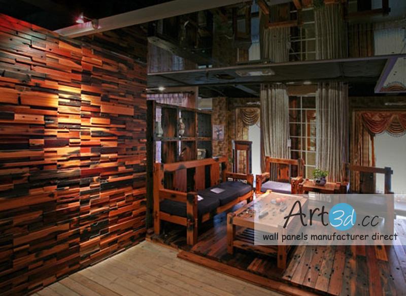 Wood Designs For Walls Interior Designers Photo