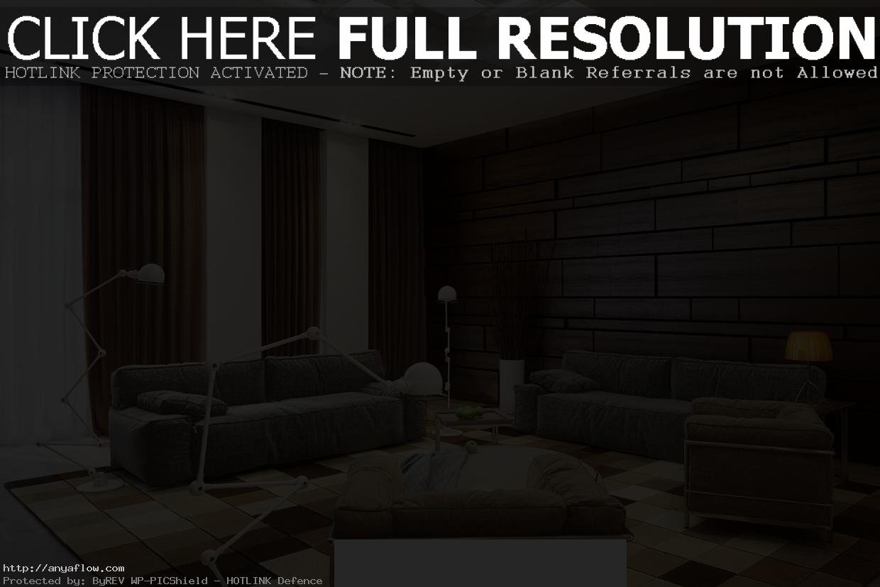 wood paneling for walls designs photo - 2