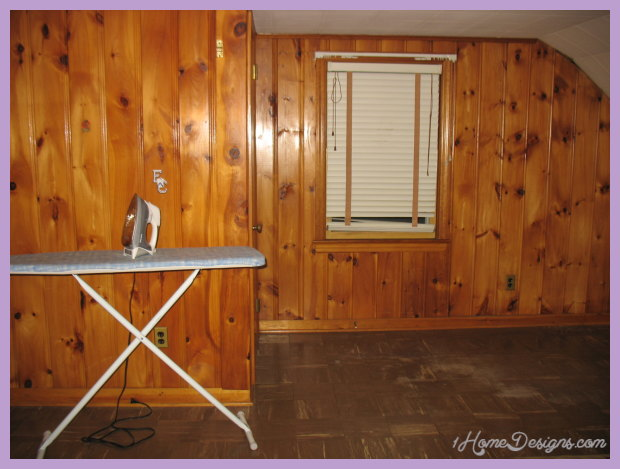wood paneling for walls designs photo - 9