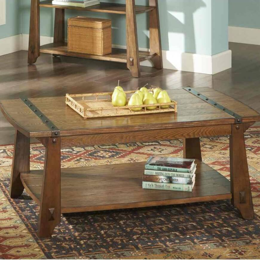 Wood Table Design Examples Hawk Haven