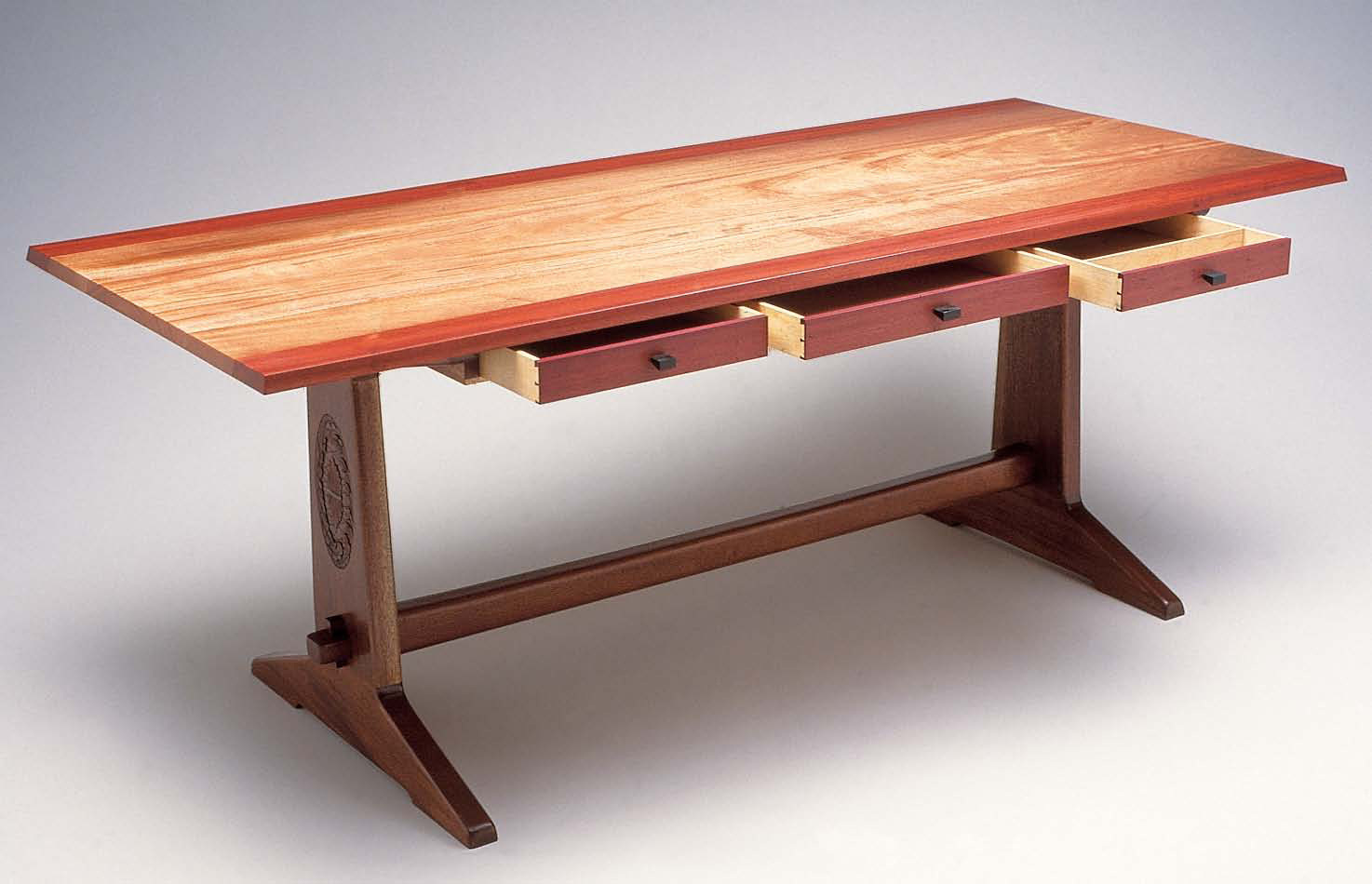 wood table designs photo - 8