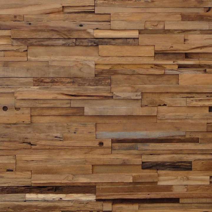 wood wall design photo - 10
