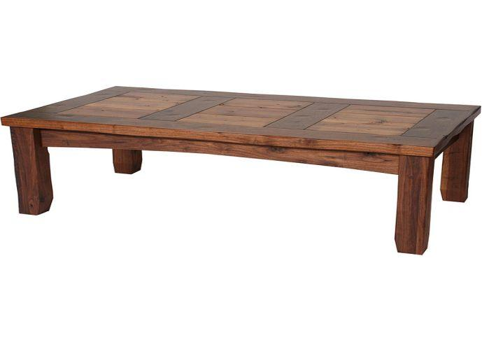 wooden coffee table plans photo - 6