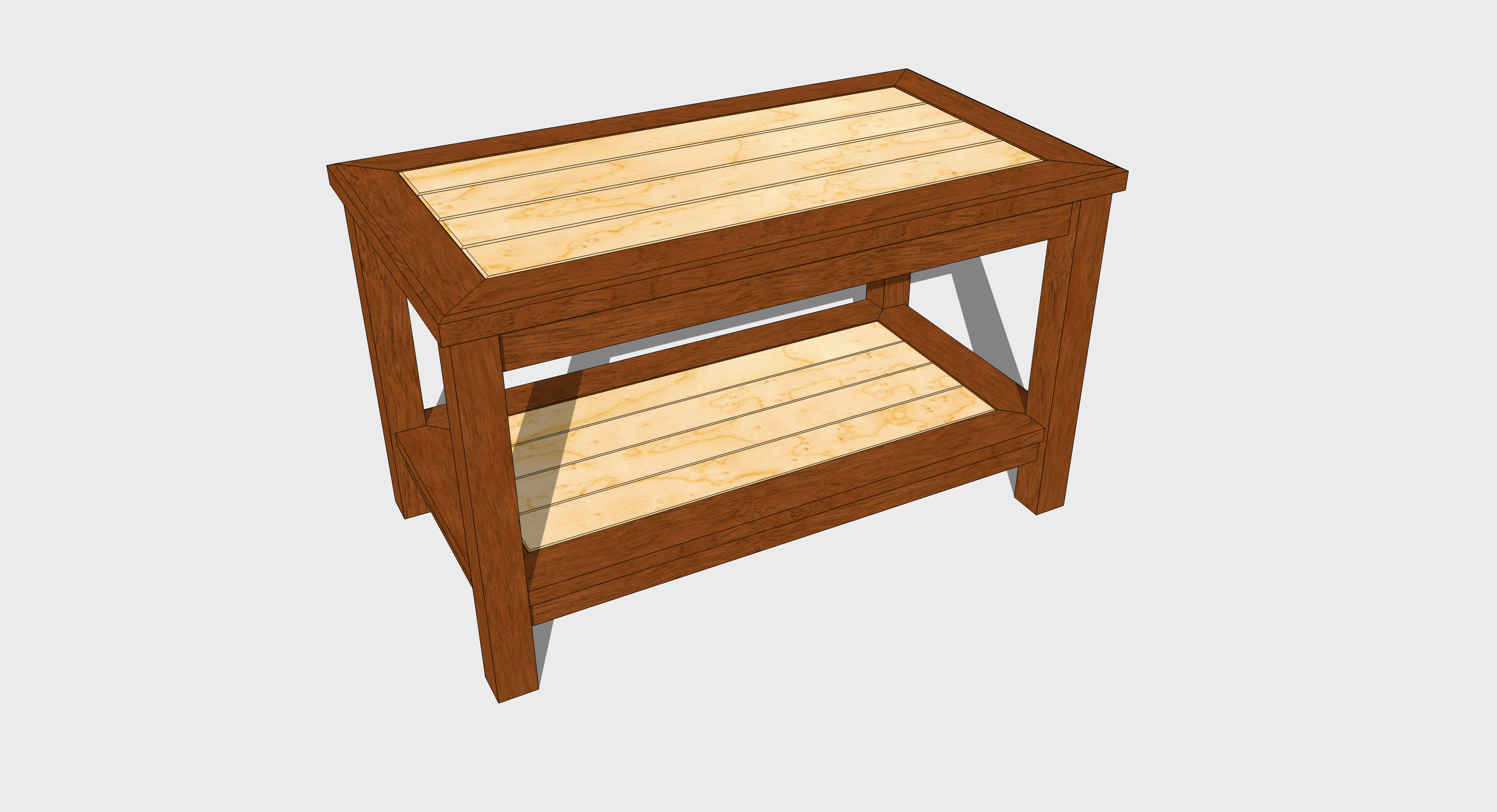 Wooden Coffee Table Plans Free Photo 9