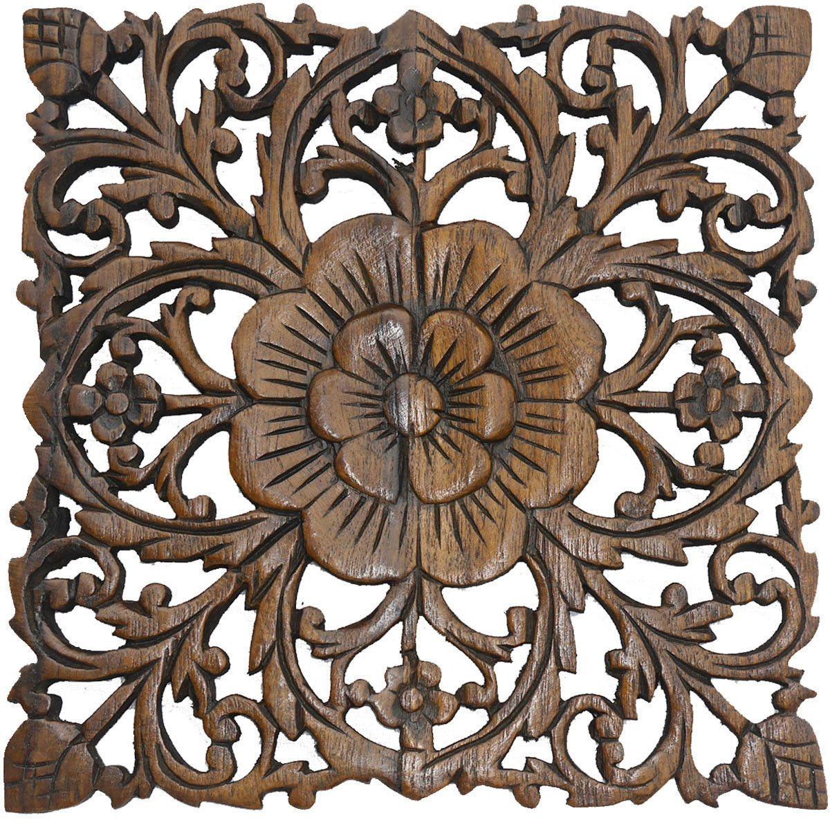 wooden decorative wall panels photo - 10