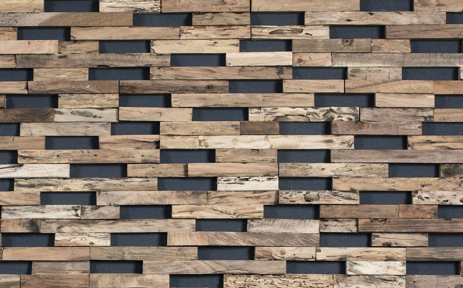 wooden decorative wall panels photo - 7