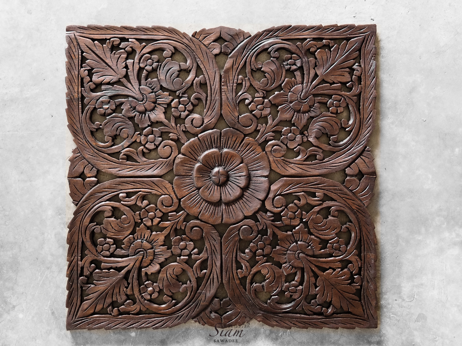 wooden decorative wall plaques photo - 8