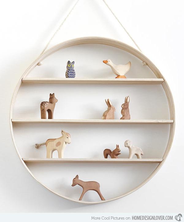 Wooden decorative wall shelves | Hawk Haven