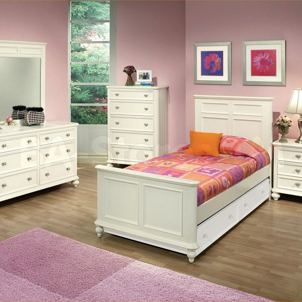 wooden furniture for kids bedroom photo - 2