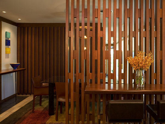 Gentil Wooden Wall Partition Designs Photo   1