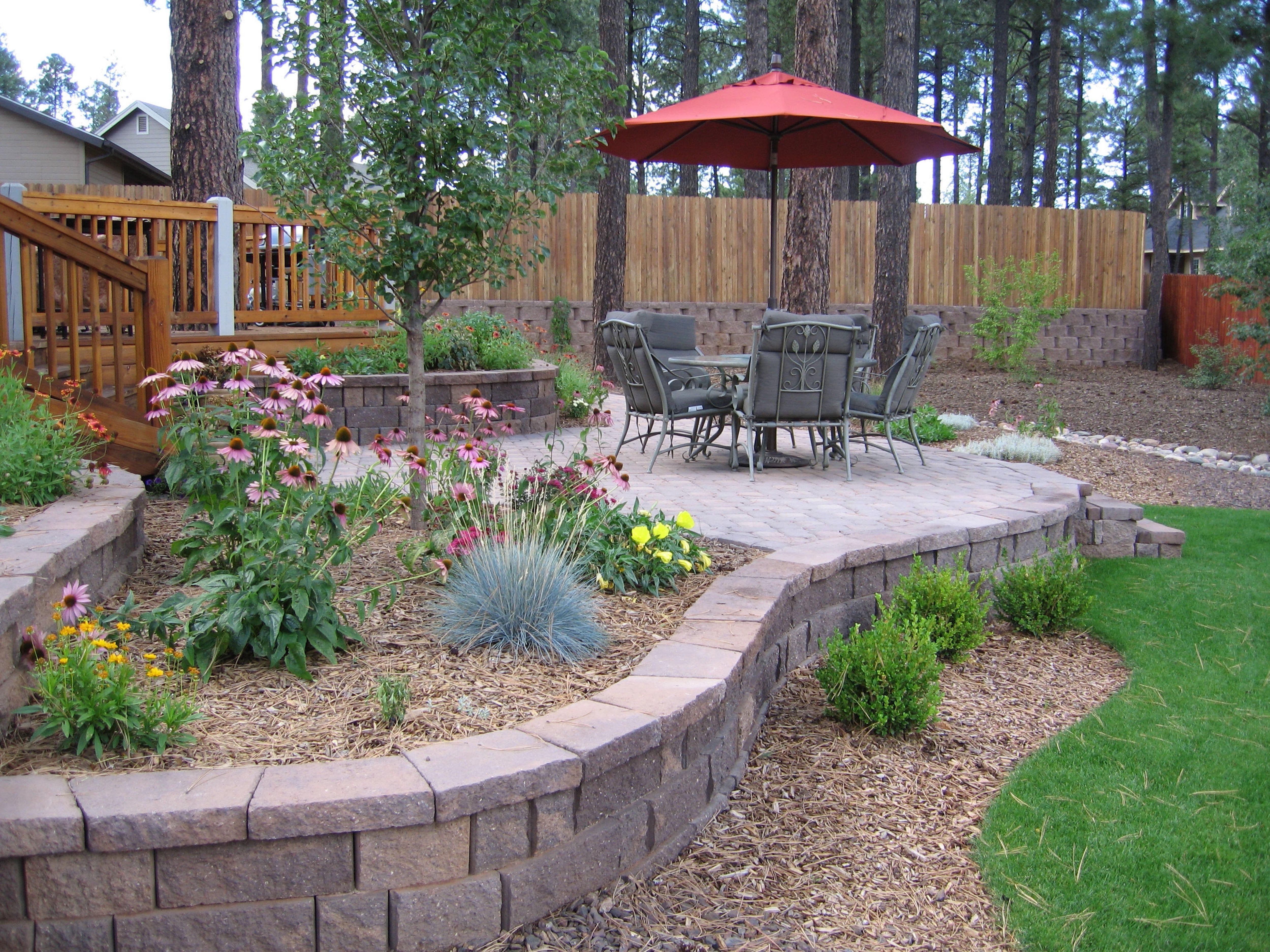 yard garden design ideas photo - 1