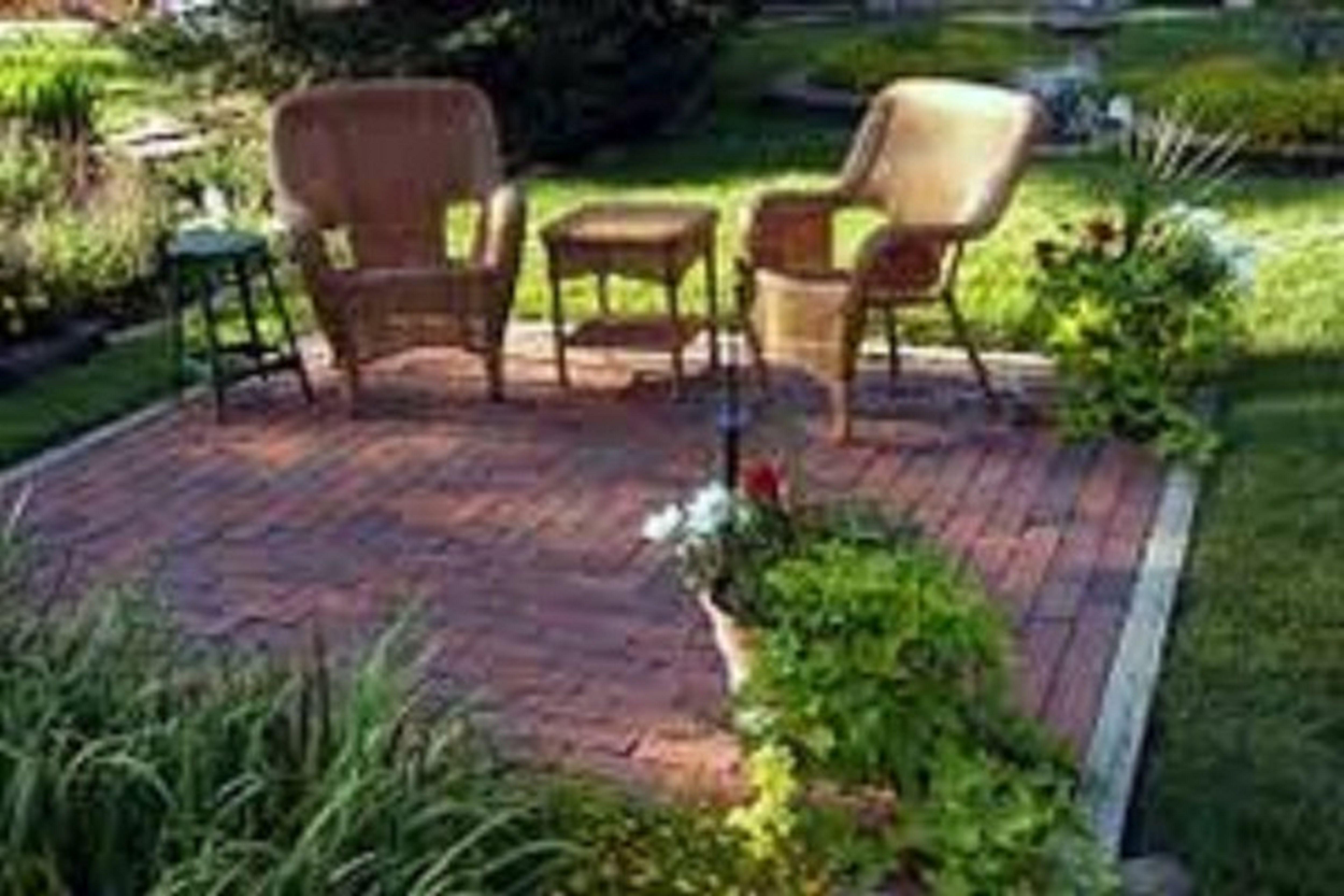 yard garden design ideas photo - 10