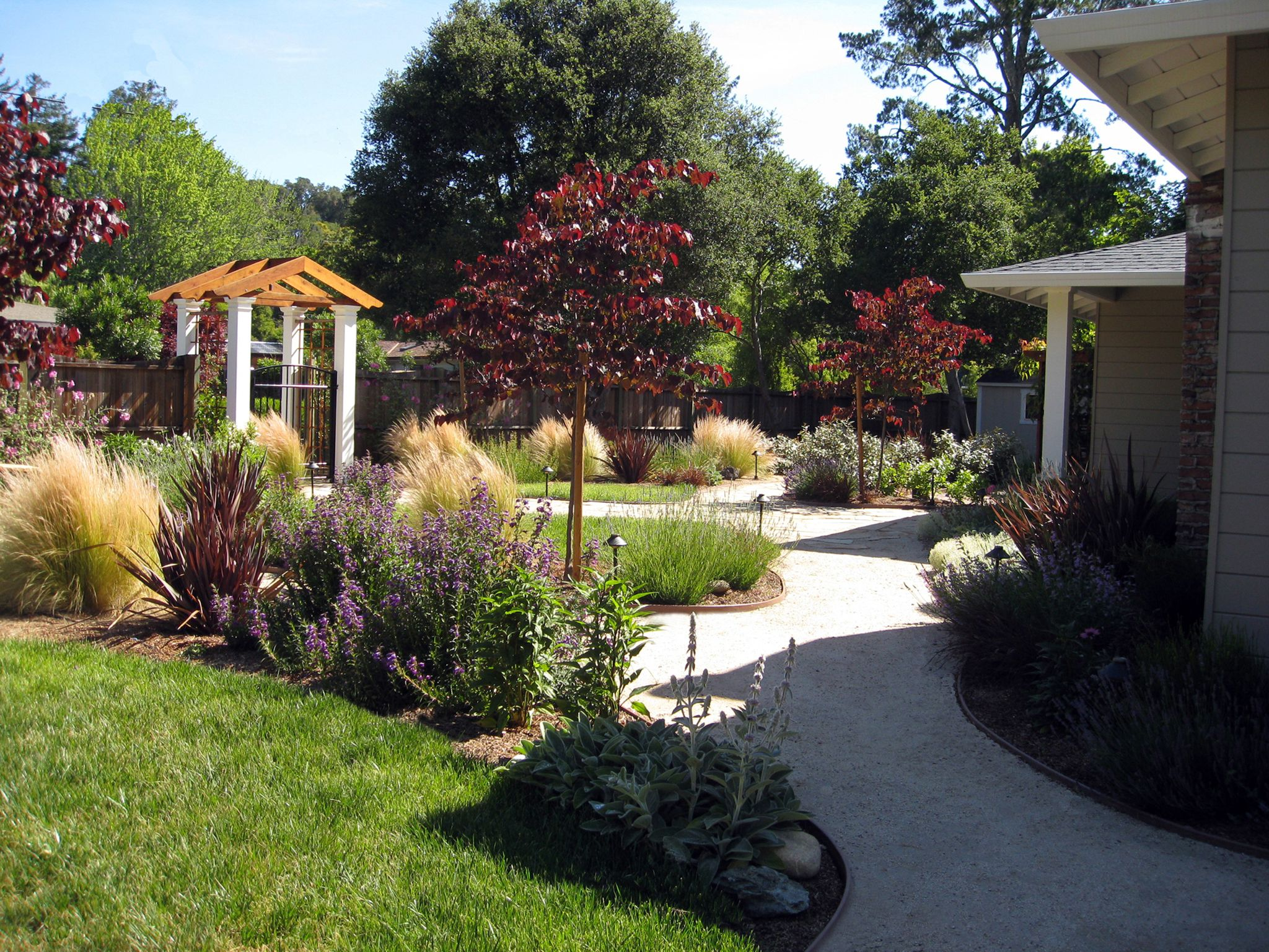yard garden design ideas photo - 4