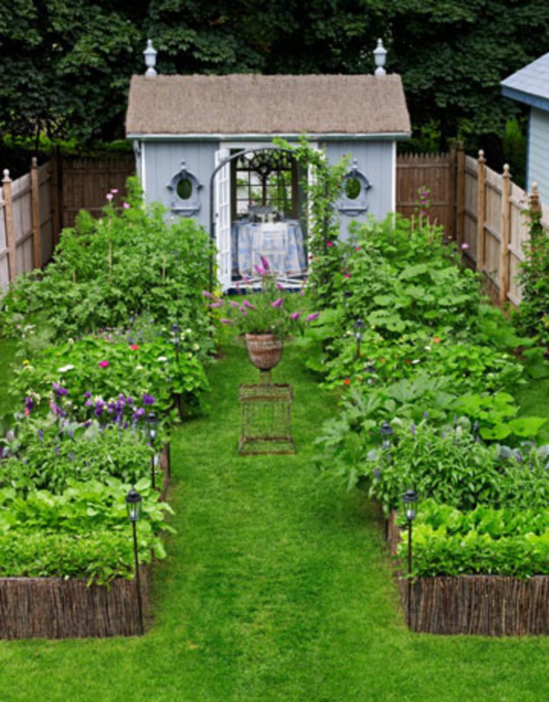 yard garden design ideas photo - 7