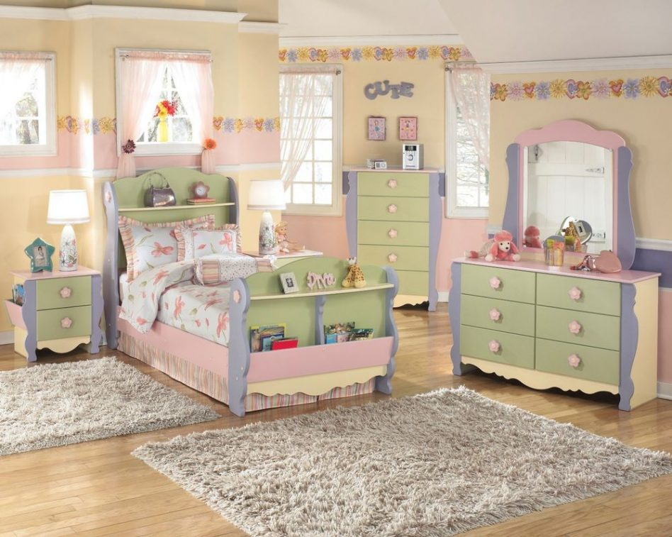 youth bedroom furniture for girls photo - 9
