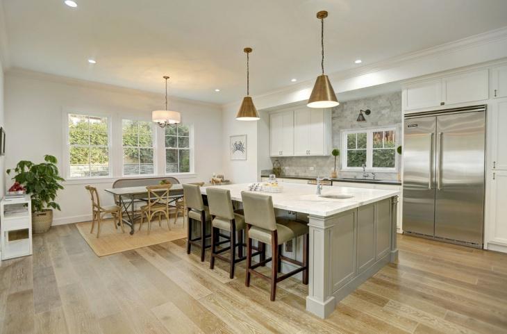 zen kitchen design photo - 6
