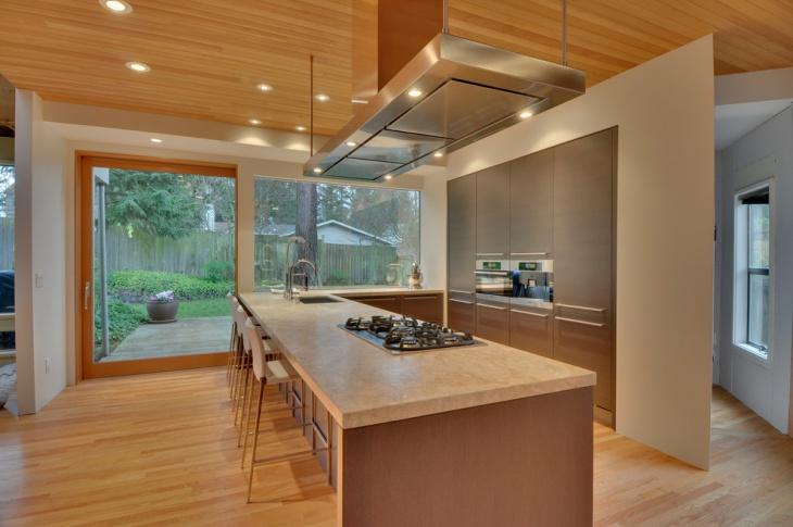 zen kitchen design photos photo - 5