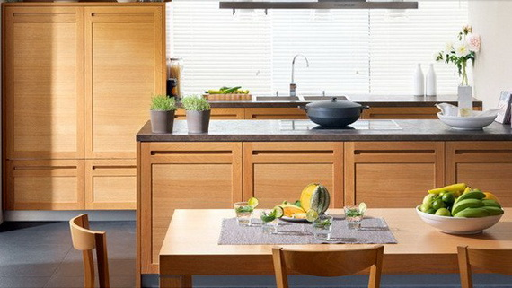 zen kitchen web design photo - 7